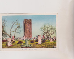 (R4) MAROC ; RABAT ,la Tour Hassan - Rabat