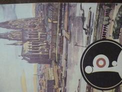 Guide Touristique 4 Volets Exposition Internationale De La Presse Cologne Pressa 1928 - Tourisme
