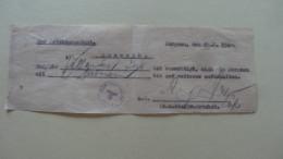 Jargeau  Allemagne  1940 Ausweis Pour Tallandier Louis - Documents