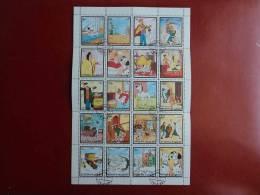 Disney-La Carica Dei 101 Mini Sheet Fujeira
