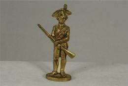 Metal Maxi Kinder 50 Mm Soldat XVIIIème Soldaten 18. -19 : Musketier (Spanien)  1795 - Figurines En Métal