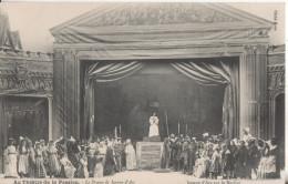 54 Nancy  Au Theatre De La Passion Le Drame De Jeanne D´arc - Nancy
