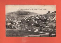 * CPA..dépt 84..VAISON La ROMAINE   :  Vue Générale Et Le Mont Ventoux   :  Voir Les 2 Scans - Vaison La Romaine