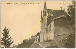 39. LAVIGNY . Chapelle ND De La Salette . - Altri Comuni