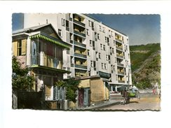 Cp - ILE DE LA REUNION - SAINT DENIS - Batiment Moderne, Rue Sainte Marie - Saint Denis