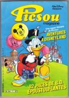 """PICSOU MAGAZINE N° 171 """" EDI-MONDE """" DE 1986 - Picsou Magazine"""