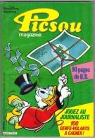"""PICSOU MAGAZINE N° 172 """" EDI-MONDE """" DE 1986 - Picsou Magazine"""
