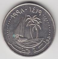 @Y@    50  Dinar  Qatar  1998       (3272)  XF+ - Qatar