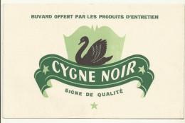 BUVARD NEUF SUPERBE   CYGNE NOIR - Wash & Clean