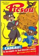 """PICSOU MAGAZINE N° 179 """" EDI-MONDE """" DE 1987  SANS LE JEU - Picsou Magazine"""