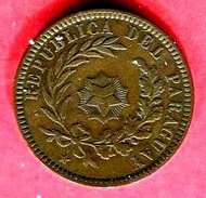 2 CENTIMOS 1870 TB 12 - Paraguay