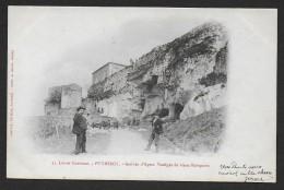 PUYMIROL - Arrivée D' Agen - Vestiges De Vieux Remparts - France