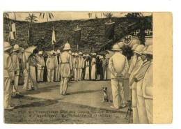 18582   --   Dar Es Salaam  -  Rede Des Gouverneurs Graf Von Götzen Bei Der Eröffnung Der Ausstellung - Tanzania
