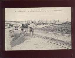 17 Ile D'oléron Travaux De Désensablement Du Port De La Cotinière édit. Sagne N° 2219 Animée - Ile D'Oléron