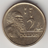 @Y@    Australië   2 Dollar  2003     (3279)   XF - Decimale Munt (1966-...)