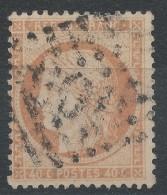 Lot N°32598    N°38, Oblit  GC 305 BAR-LE-DUC (53)