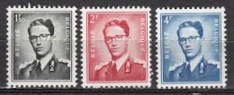 Belgique 924 à 926