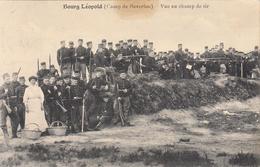 Bourg-Léopold - ( Camp De Beverloo ) -  Vue Au Champ De Tir - Manovre
