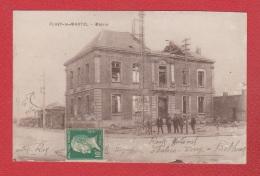 Flavy Le Martel  --  La Mairie - France