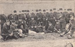 L'arrivée Au Camp De Beverloo   - 1908 - Manoeuvres
