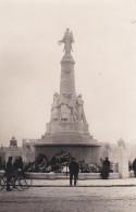 CARTE-PHOTO En 9 X 14 Cm Représentant Le Monument Aux Morts D´ AMIENS   //  TBE - War Memorials
