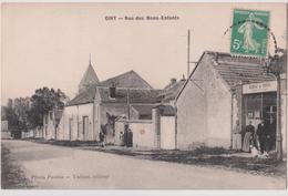 OIRY - RUE DES BONS ENFANTS - BUREAU DE POSTE - Epernay