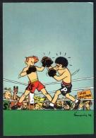 SPIROU - CP N° 10 : Illustration Couverture Album N° 27 De FRANQUIN - Non Circulé - Not Circulated - Ed. DUPUIS - 1985. - Bandes Dessinées