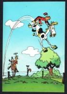 SPIROU - CP N° 11 : Illustration Couverture Album N° 28 De FRANQUIN - Non Circulé - Not Circulated - Ed. DUPUIS - 1985. - Bandes Dessinées