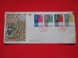Cover-Asian Games Djakarta 1962.