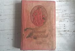 Almanach Pestalozzi - 1923 - Agenda De Poche - Suisse - Schweiz - Livres, BD, Revues