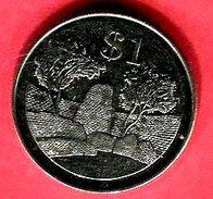1$ 2002 TTB+ 5 - Zimbabwe