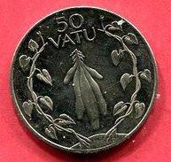 50 VATU TTB+ 7 - Vanuatu