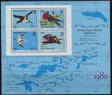 A5641 BRITISH VIRGIN ISLANDS 1980, SG MS443 London 1980 International Stamp Exhibition   MNH - British Virgin Islands
