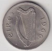 @Y@  Ierland  2 Florin   1966    (3299)   AUNC - Ierland