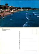 3916a)cartollina-giulianova Teramo La Spiaggia Trimboli - Teramo