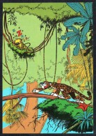 SPIROU - CP N° 41 : Illustration Couverture Album N° 59 De FRANQUIN - Non Circulé - Not Circulated - Ed. DUPUIS - 1985. - Bandes Dessinées