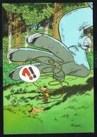 SPIROU - CP N° 45 : Illustration Couverture Album N° 63 De FRANQUIN - Non Circulé - Not Circulated - Ed. DUPUIS - 1985. - Bandes Dessinées