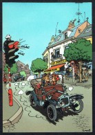 SPIROU - CP N° 47 : Illustration Couverture Album N° 65 De FRANQUIN - Non Circulé - Not Circulated - Ed. DUPUIS - 1985. - Bandes Dessinées