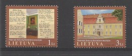 Lietuva  697/98 **  (MNH)