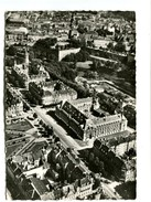 Cp - LUXEMBOURG  - Vue Aérienne De L'avenue De La Liberté Au Milieu Le Palais De L'ARBED - Luxembourg - Ville