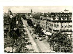 Cp - LUXEMBOURG  - Avenue De La Liberté Pris De La Place De Paris - Luxembourg - Ville