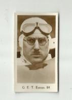 ** G.E.T. Eyston** - Trading Cards