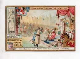 Chromo - Liébig - Troisième Croisade 1189 - 1192 - Liebig