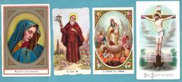 LOTTO 17  DI NR. 4 SANTINI .D' EPOCA - Religione & Esoterismo
