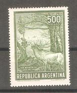 Sello Nº  735 Argentina - Animalez De Caza