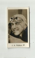 ** J.A. Mollison .** - Trading Cards