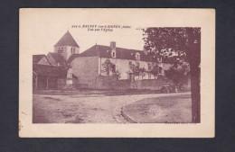 Rare Balnot Sur Laignes ( Aube 10) - Vue Sur Eglise (Ed. Mauclaire) - France