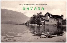 73 Le Lac D'Aiguebelette à SAINT-ALBAN-de-MONTBEL - Other Municipalities