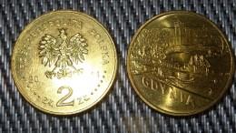 Polish Cities Gdynia - 201 POLAND - 2zł Collectible/Commemorative Coin POLONIA - Pologne