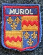 Patch Écusson Tissu Touristique : France - Auvergne - Puy De Dôme - Murol - Blason De La Ville - Scudetti In Tela